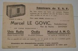 TSF Le Govic à Savenay - Cinéma & Theatre