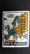 San Marino 890 Oo/used, EUROPA/CEPT 1967
