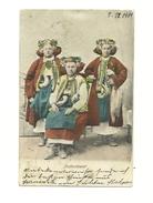 AK Bukowina - Tracht - Rutheninen - 1904 - Ukraine