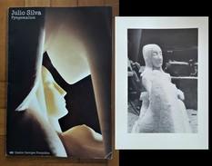 """Catalogo Mostra JULIO SILVA """"Pyegemalion"""". Centre Georges Pompidou - Paris. 3 Octobre/19 Novembre 1979 - Libri, Riviste, Fumetti"""