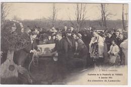 Côte D'Or - Explosion De La Poudrerie De Vonges 6 Janvier 1914 Au Cimetière De Lamarche - France