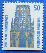GERMANY FREIMARKEN CITIES AND PLACES FREIBURGER MUNSTER 50 Pf.1989 Mic.1340 D - MNH
