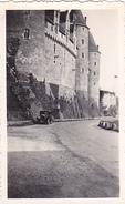 26143 Photo Josselin  France -1938 - -Rennes 35 -voiture - Lieux