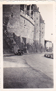 26143 Photo Josselin  France -1938 - -Rennes 35 -voiture