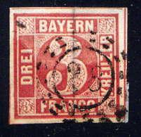 BAVIERE - 10° - CHIFFRE - Bavière