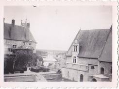 26147 Quatre 4  Photo Laval Chateau Mayenne- 1938 -Rennes 35 - - Lieux