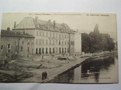 Cp1107 Tom6 PONT A MOUSSON Ecole Superieure De Jeunes Filles La Lorraine Illustrée - Pont A Mousson