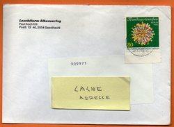 ALLEMAGNE  1985   Lettre Entière N° DD 462