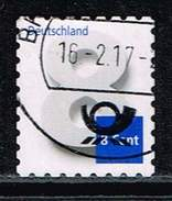 Bund 2015, Michel# 3196 O Ergänzungsmarke 8 Cent Selbstklebend, Self-adhesive - BRD