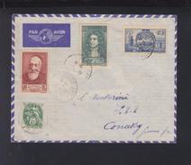France Lettre 1938 Marseille Pour Conakry (2) - Poststempel (Briefe)