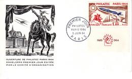 1422 P.J. PHILATEC 1964 - 1960-1969