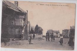 BAVAY - BAVAI - Route De Bellignies Et Jeu De Balle - Bavay