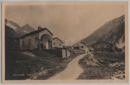 Au Val Ferret - Photo: R.E. Chapallaz No. 2818 - VS Valais