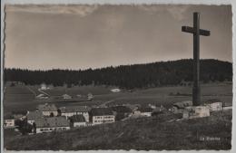 La Brevine - Photo: A. Deriaz No. 7830 - NE Neuchâtel