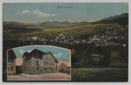 Büsserach - Handlung A. Borer - Photo: Metz - SO Soleure