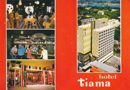 COTE D'IVOIRE---RARE----ABIDJAN--hôtel TIAMA--voir 2 Scans - Côte-d'Ivoire