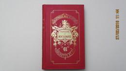 BIBLIOTHEQUE ROSE ILLUSTREE / Mlle Zénaïde FLEURIOT / PARISIENS ET MONTAGNARDS / HACHETTE 1888. - Bibliothèque Rose