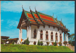 °°° 1206 - MALAYSIA - SIAMESE TEMPLE - 1978 With Stamps °°° - Malesia