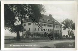 Sankt Margarethen - Altes Zollgebäude - Burgenland - Foto-Ansichtskarte - Österreich