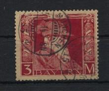 Bayern Gestempelt 1911 Used