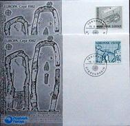 Faroe Islands  1982 EUROPA MiNr.70-71  ( Lot 6286 )