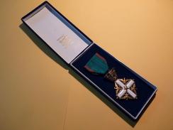 Médaille De L'Ordre Du Mérite De La République Italienne - Italie