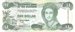 BAHAMAS   1 Dollar   L. 1974 (1992)   P. 51 - Bahamas