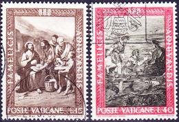 Vatikan - Kampf Gegen Den Hunger (MiNr. 423/6) 1963 - Gest. Used Obl.