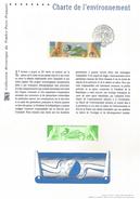 DOCUMENT 2005 CHARTE DE L'ENVIRONNEMENT - Documents Of Postal Services