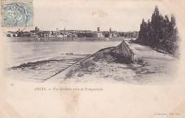 ARLES VUE GENERALE PRISE DE TRINQUETAILLE (chloé4) - Arles