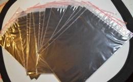 13 Pochettes De Rangement Pour Buvards 18x25 Cms Port Gratuit. - Colecciones & Series