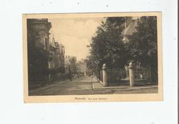 MALMEDY 28 RUE JULES STEINBACH  1933 - Malmedy