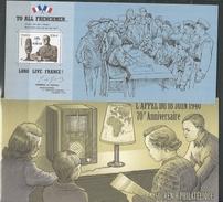 France: Souvenir Appel Du 18 Juin 1940 Par Le Général De Gaulle (n° 48)