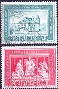 Vatikan - Nikolaus Von Kues (MiNr. 450/3) 1964 - Gest. Used Obl.