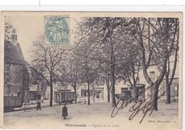 Essonne - Marcoussis - Square De La Gare - France