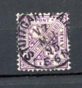 German States WURTEMBERG 1 Mark