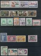 1949/60 Liberia, Lotto Serie Complete Nuove - Liberia