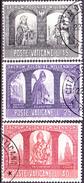 Vatikan - Christianisierung Polens (MiNr. 502/7) 1966 - Gest. Used Obl.
