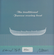 Faroe Islands MNH 2013 The Faronese Boat Limited Edition Folder #27