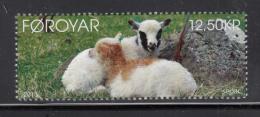 Faroe Islands MNH 2013 12.50kr Baby Animals - Sepac