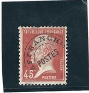 France  PREO   N° 67  Oblit   Val : YT : 3,50 €