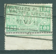 "BELGIE - OBP Nr TR 245 - Cachet  ""BRUXELLES-PL.LIEDTS - BRUSSEL-LIEDTSPL. 4"" - (ref. 10.808) - 1923-1941"