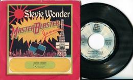 """Stevie Wonder""""45t Vinyle""""Master Blaster"""" - Soul - R&B"""