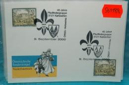 SO1188 40 Jahre Pfadfinder 3121 Karlstetten, AT 2000
