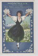 Montreux - Fête Des Narcisses - 1923     (P-26-20227) - VD Waadt