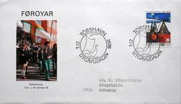 Faroe Islands  1978   Girl Scouts   MiNr.41  FDC   ( Lot  6067)