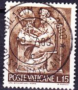 Vatikan - Wissenschaft/science (MiNr. 492) 1966 - Gest. Used Obl.