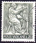 Vatikan - Malerei/painting/peinture (MiNr. 493) 1966 - Gest. Used Obl.