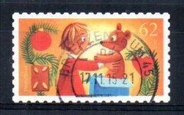 Germany - 2015 - Christmas (Self Adhesive Perfs) - Used - Used Stamps