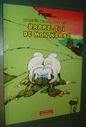 Le GENIE Des ALPAGES N°3 : Barre-toi De Mon Herbe //F'murr - Dargaud - Réimpression - Génie Des Alpages, Le